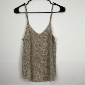 under\wilfred Nostalgia Silk Camisole Sz XS